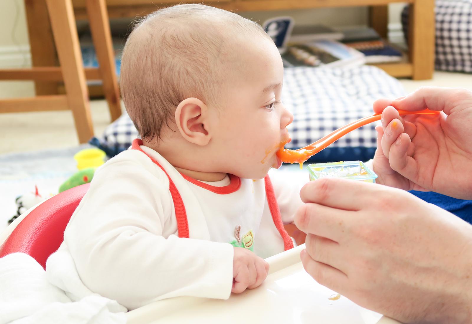 Child development in 7 months
