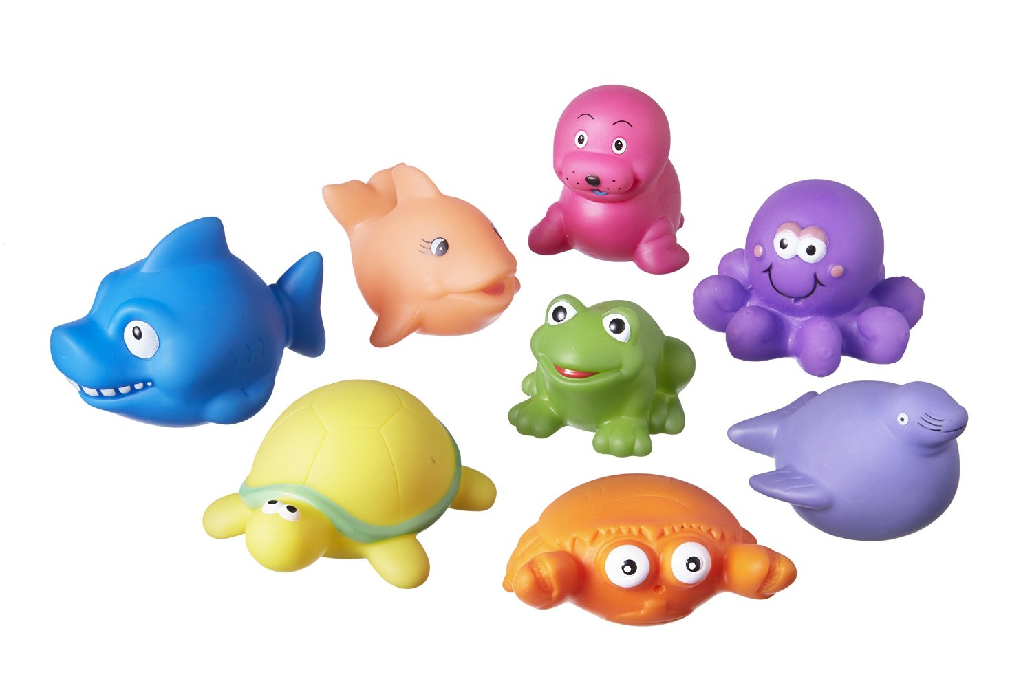 Choosing the Best Baby Bath Toys – For All Ages