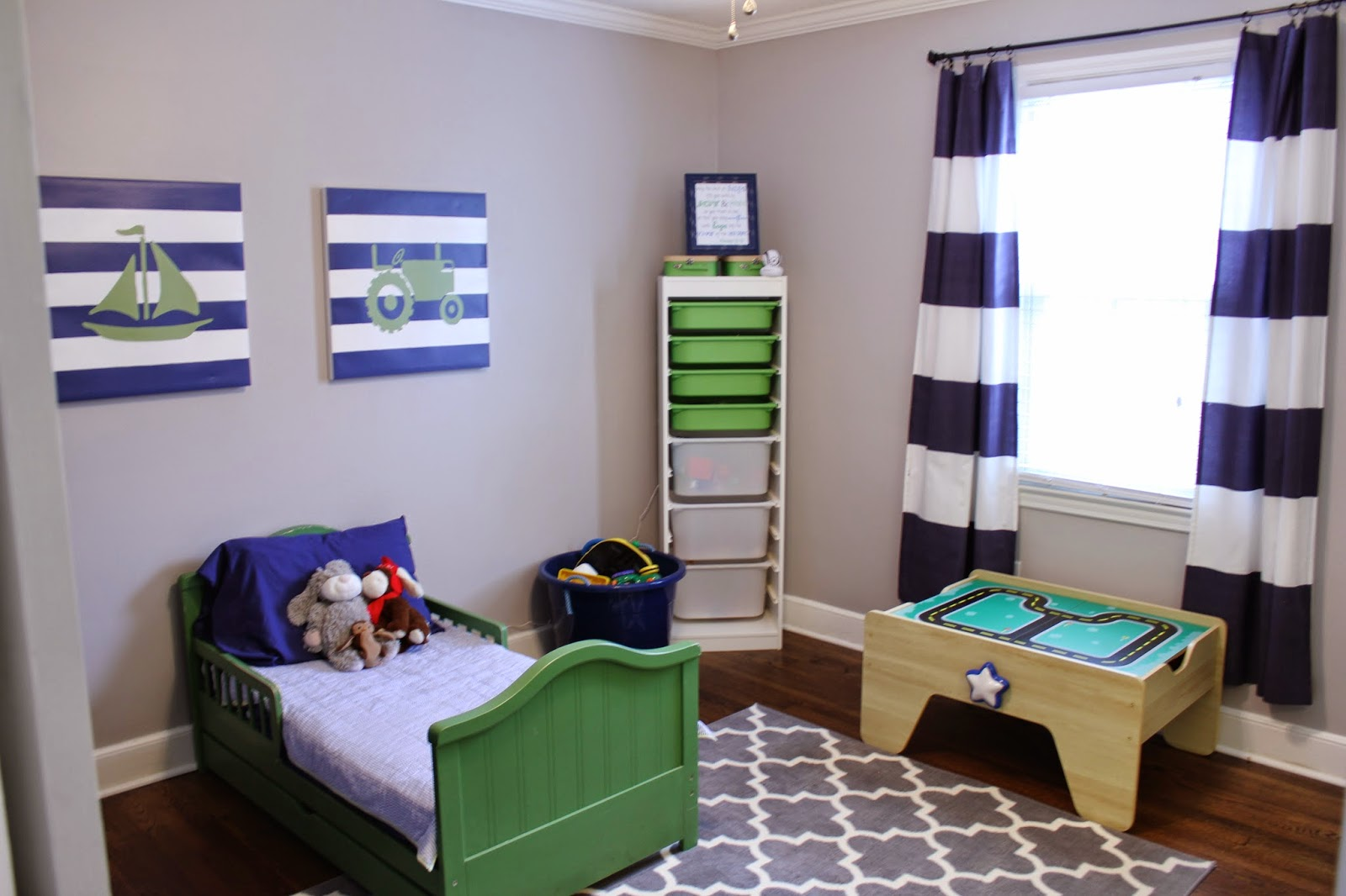 delightful Boys Room Decoration Ideas Part - 17: toddler boy room