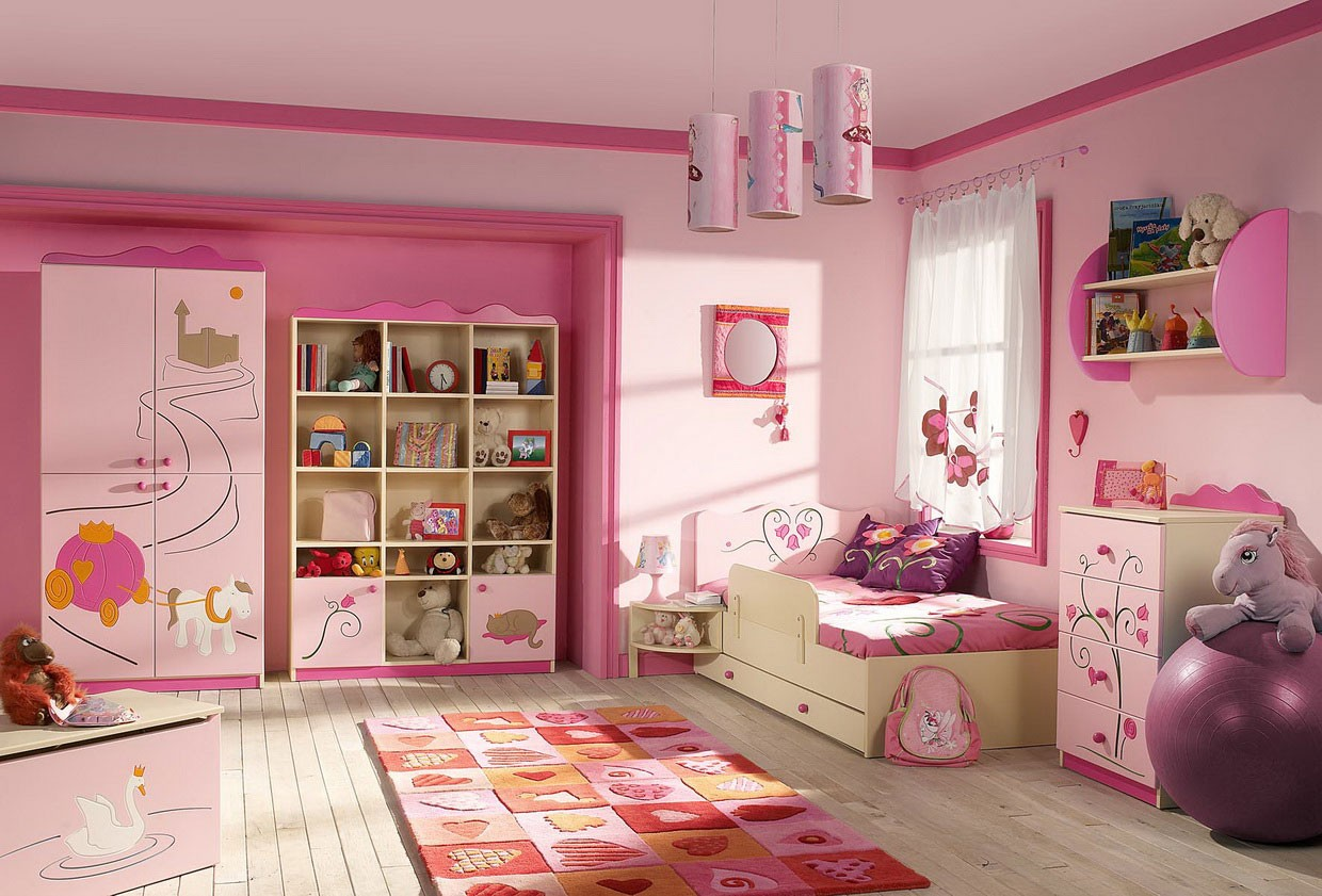 toddler girl room ideas